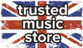 The Trusted Music Store Logo Link